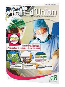 Brochure – format standard